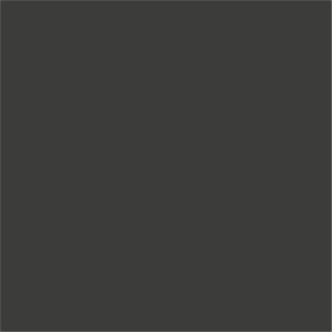 vinyl Ritrama M300 30cm hoog - per meter medium grijs 307