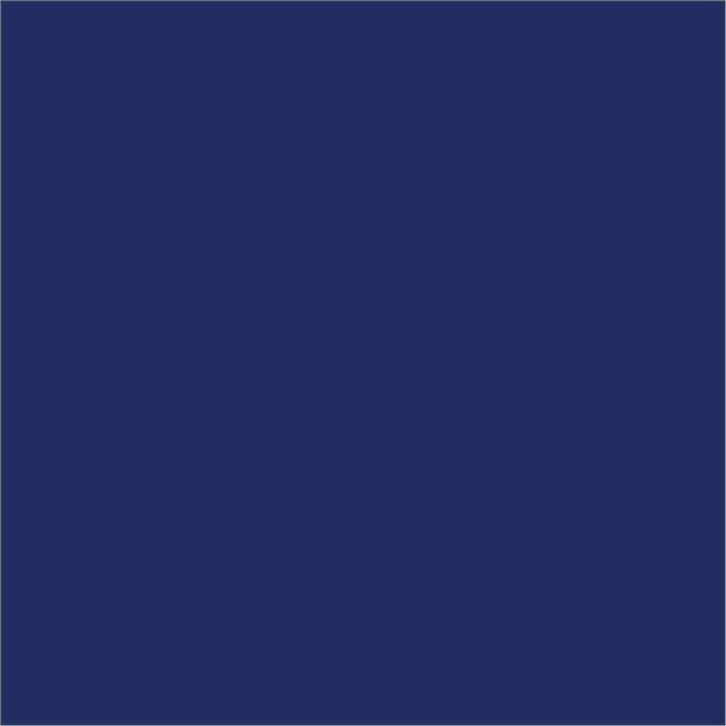 vinyl Ritrama M300 30cm hoog - per meter donkerblauw 372