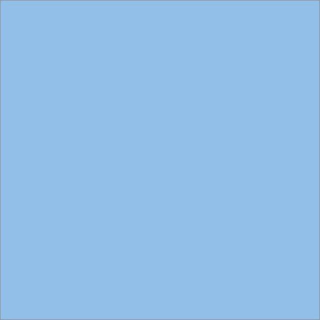 vinyl Ritrama M300 30cm hoog - per meter pastel blauw 356