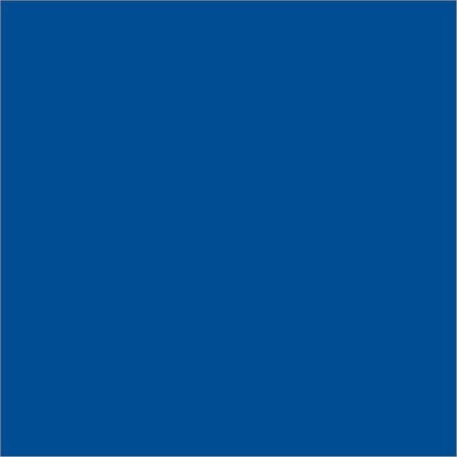 Ritrama vinyl O400 30cm hoog - per meter levendig blauw 466