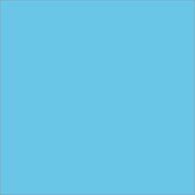 Ritrama vinyl O400 30cm hoog - per meter ijsblauw 457
