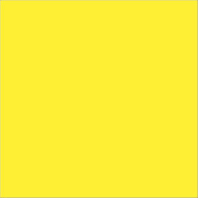 Ritrama vinyl O400 30cm hoog - per meter citroengeel 410