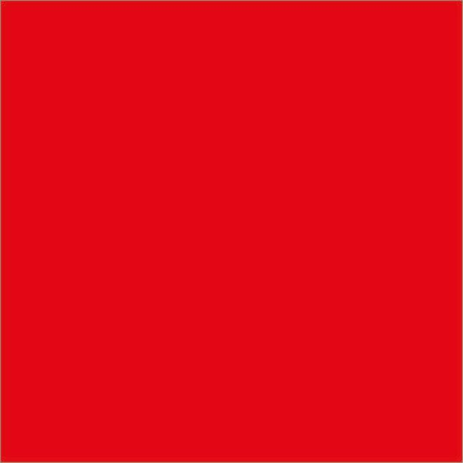 Ritrama vinyl O400 30cm hoog - per meter rood 430