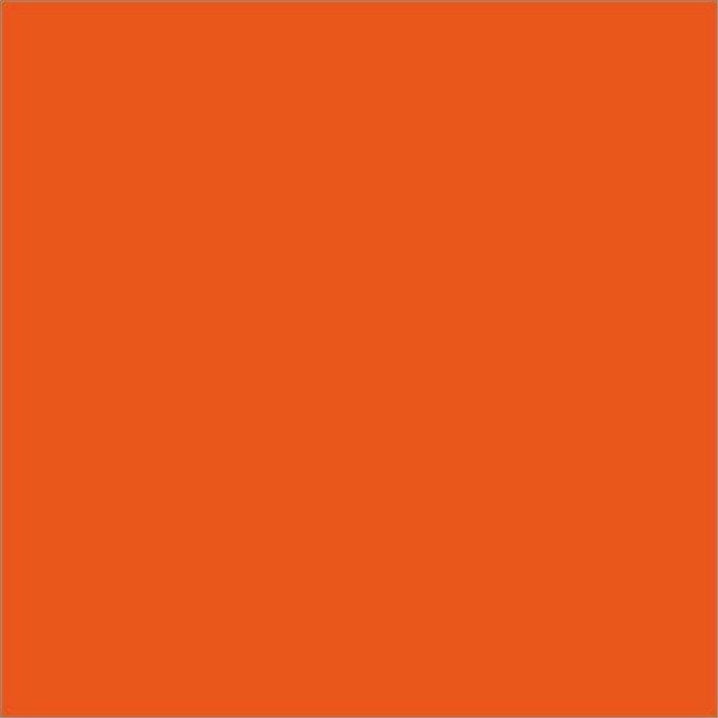 Ritrama vinyl O400 30cm hoog - per meter donker oranje 426