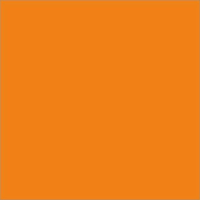 Ritrama vinyl O400 30cm hoog - per meter licht oranje 423