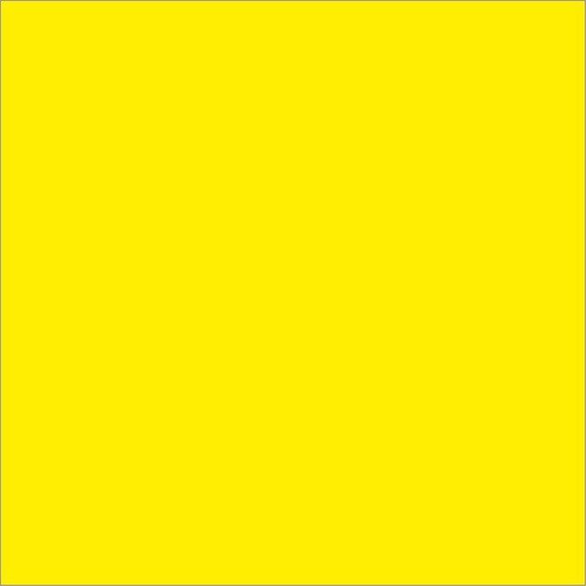 Ritrama vinyl O400 30cm hoog - per meter geel 412