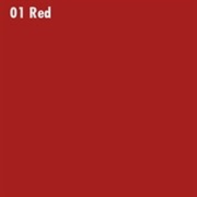 Siser flex  (easyweed) 30x50cm rood a0007