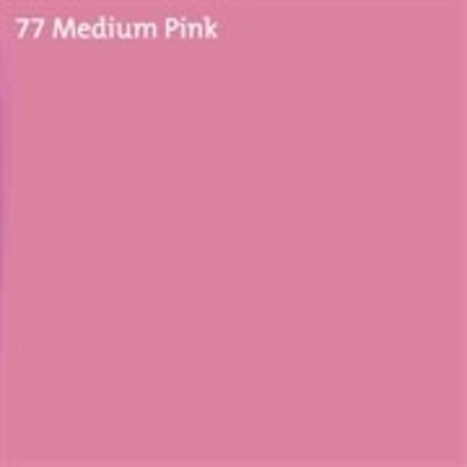 Siser flex  (easyweed) 30x50cm medium roze a0074