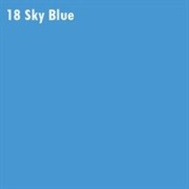 Siser flex  (easyweed) 30x50cm hemelsblauw a0011