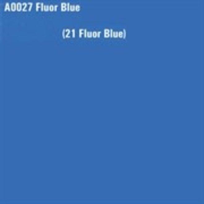Siser flex  (easyweed) 30x50cm fluo blauw a0027