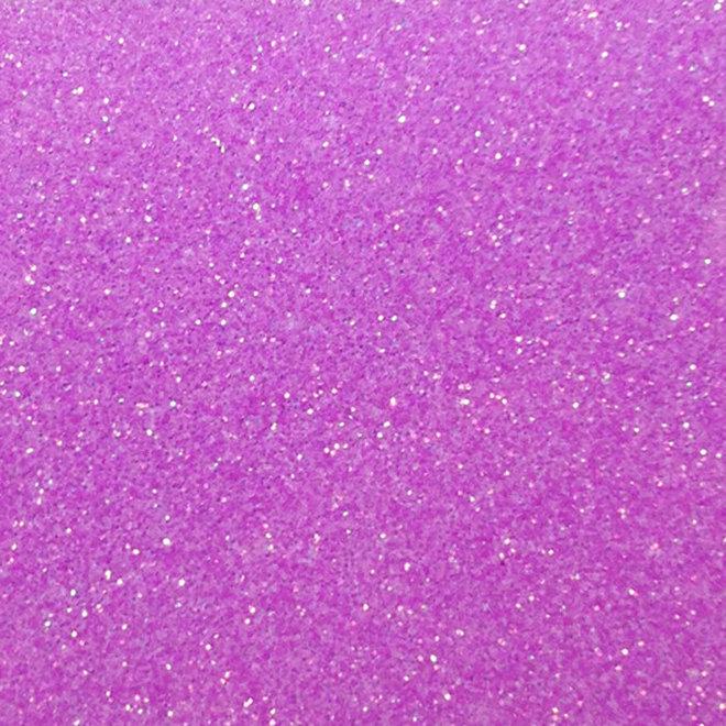 Siser Glitter 30x50cm Fluo paars G0072