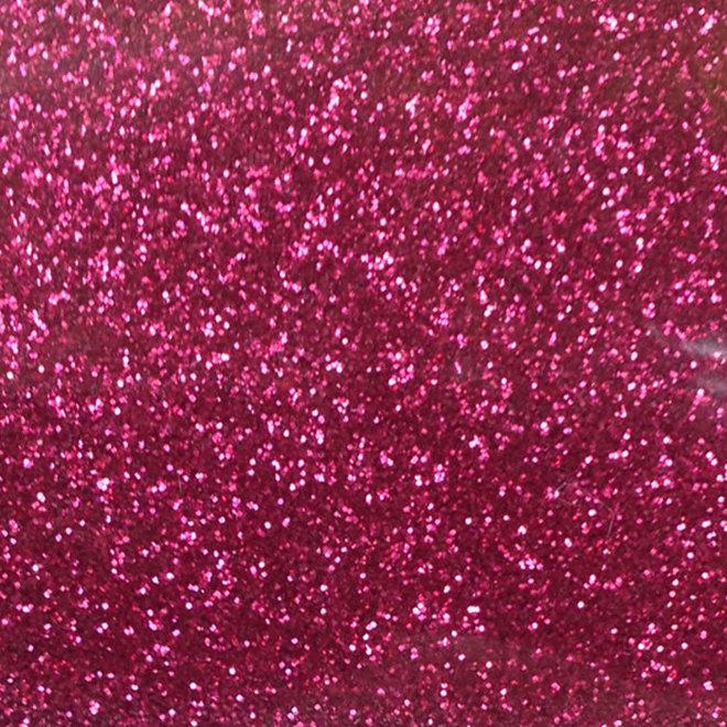 Siser Glitter 30x50cm Cherry/kers G0050