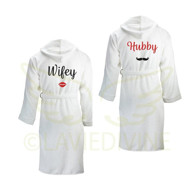 Badjassenset Hubby & Wifey