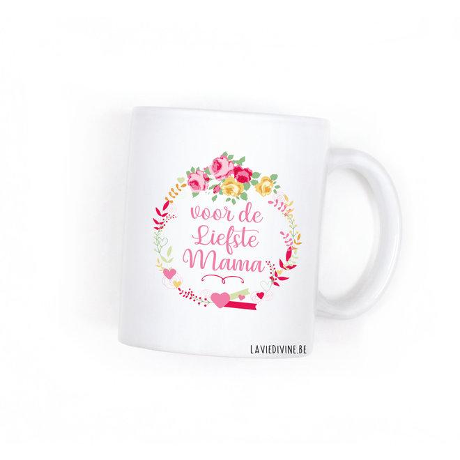 Koffiemok Voor de liefste mama