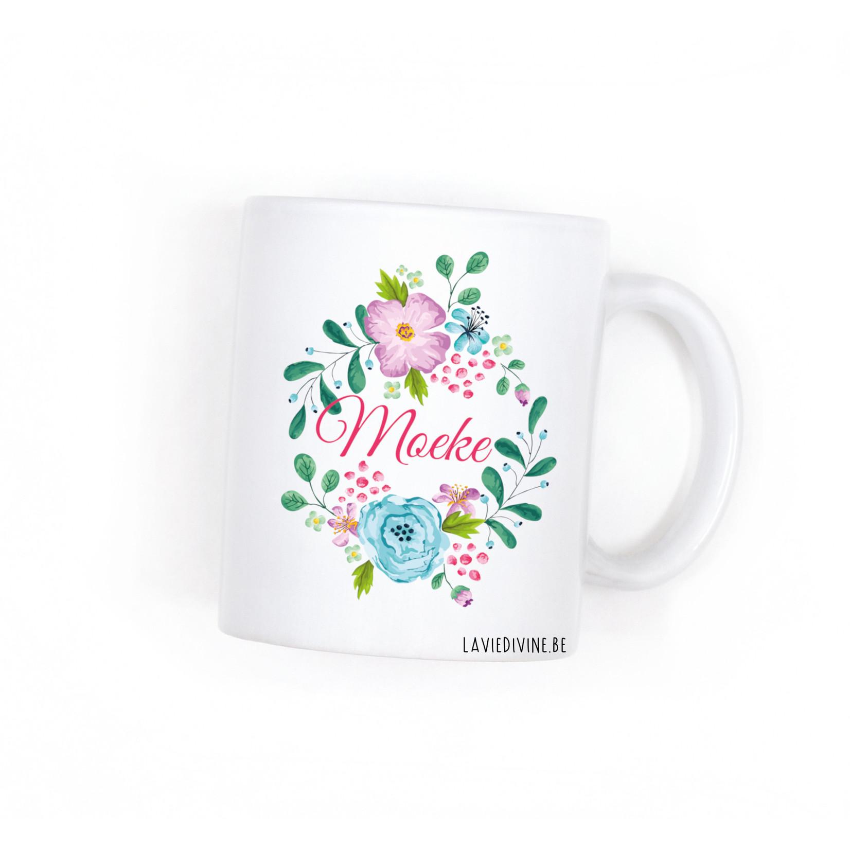 La Vie Divine Koffiemok Moeke