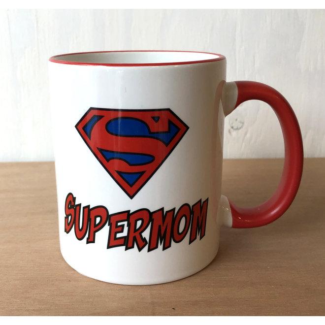 Koffiemok Supermom