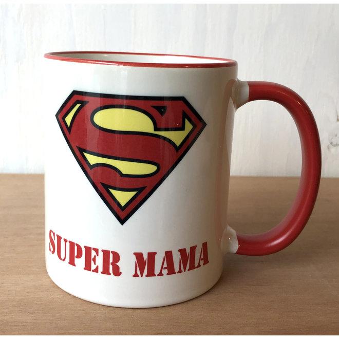Koffiemok Super Mama