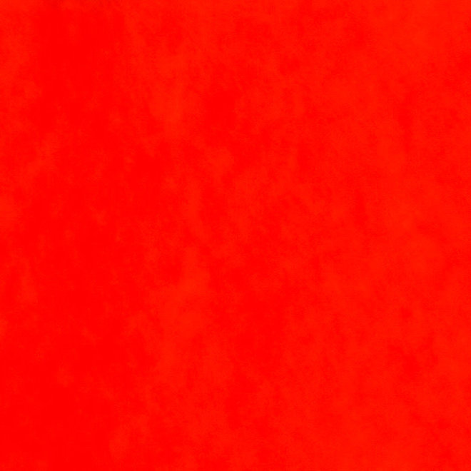 Flockfolie Siser A4 -  Fluo oranje S0023