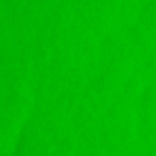 Flockfolie Siser A4 -  Fluo groen S0026