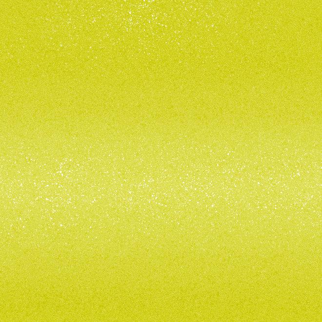 Siser Sparkle A4 geel glitter SK0003