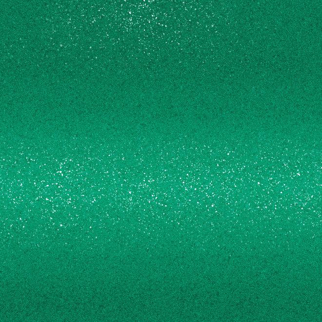 Siser Sparkle A4 Groen glitter SK0009