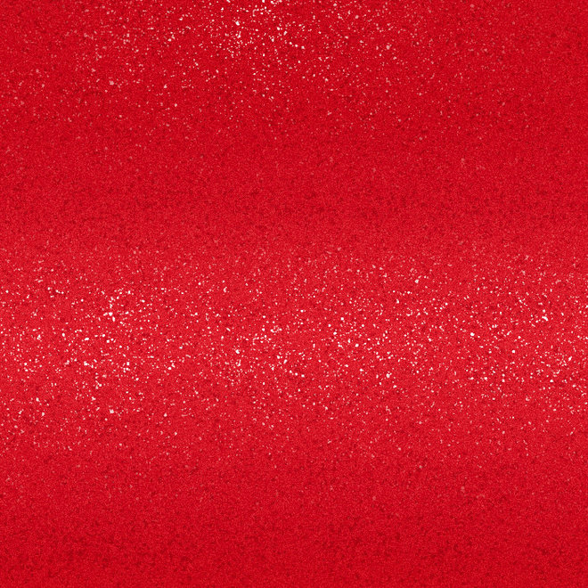 Siser Sparkle A4 rood glitter SK0028