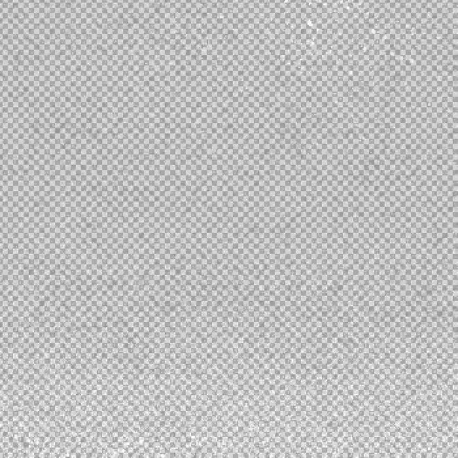 Siser Sparkle A4 transparant glitter SK0036