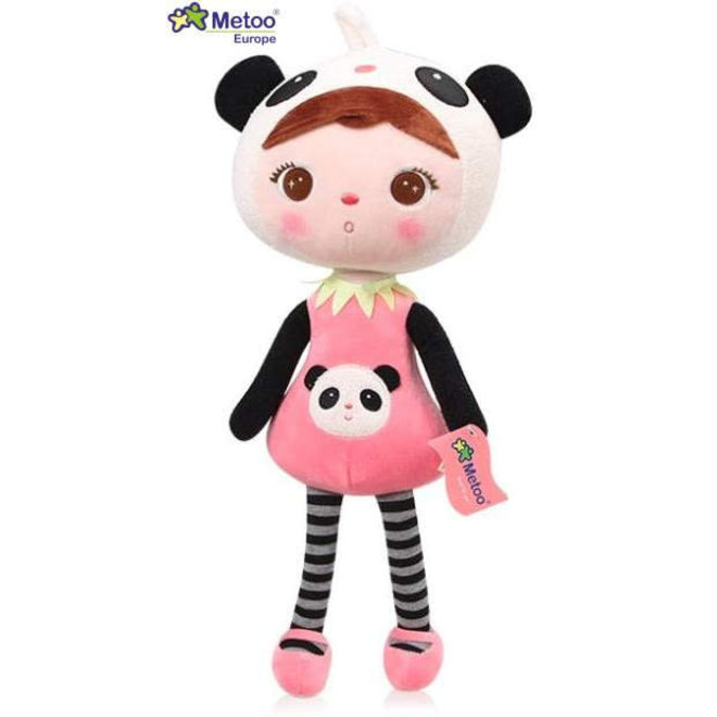 Panda meisje