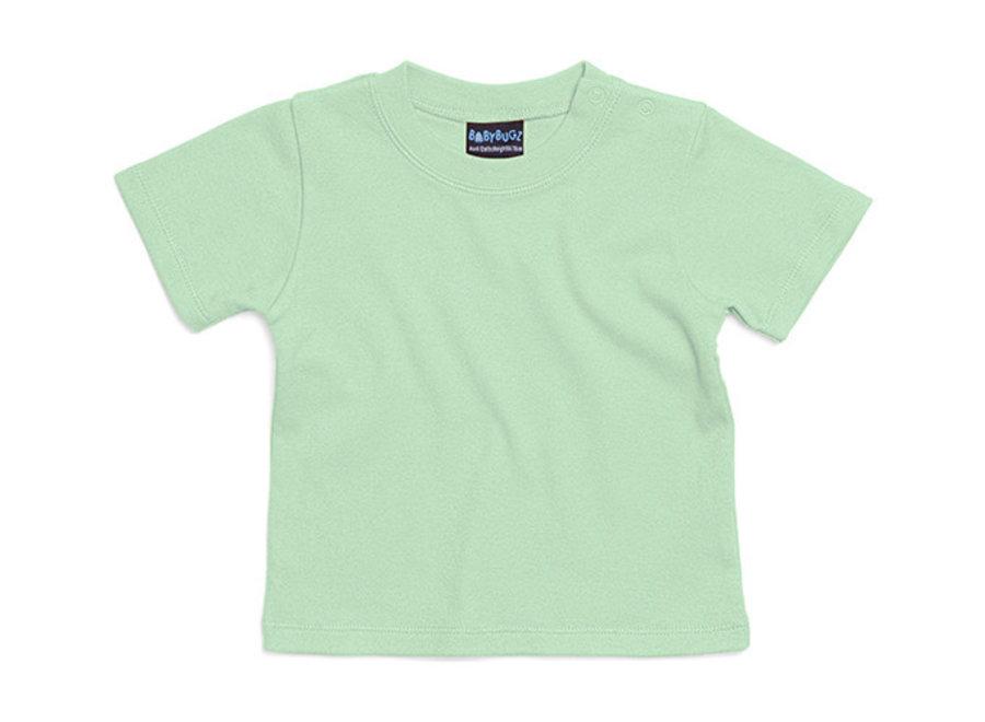Baby t-shirt mint
