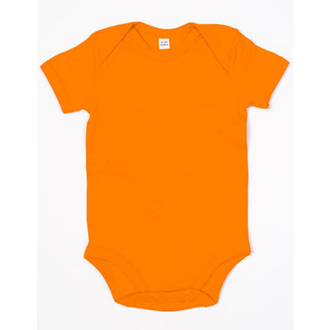 Romper oranje (organic)
