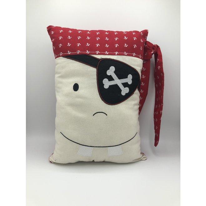 Kussen Piraat