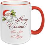 Koffiemok From Santa