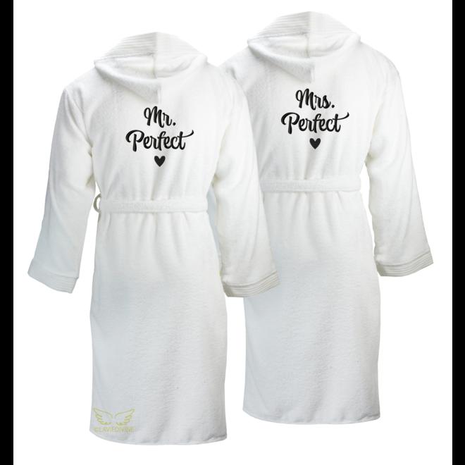 Badjassenset Mr. & Mrs. Perfect