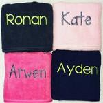 ARTG Handdoek met naam