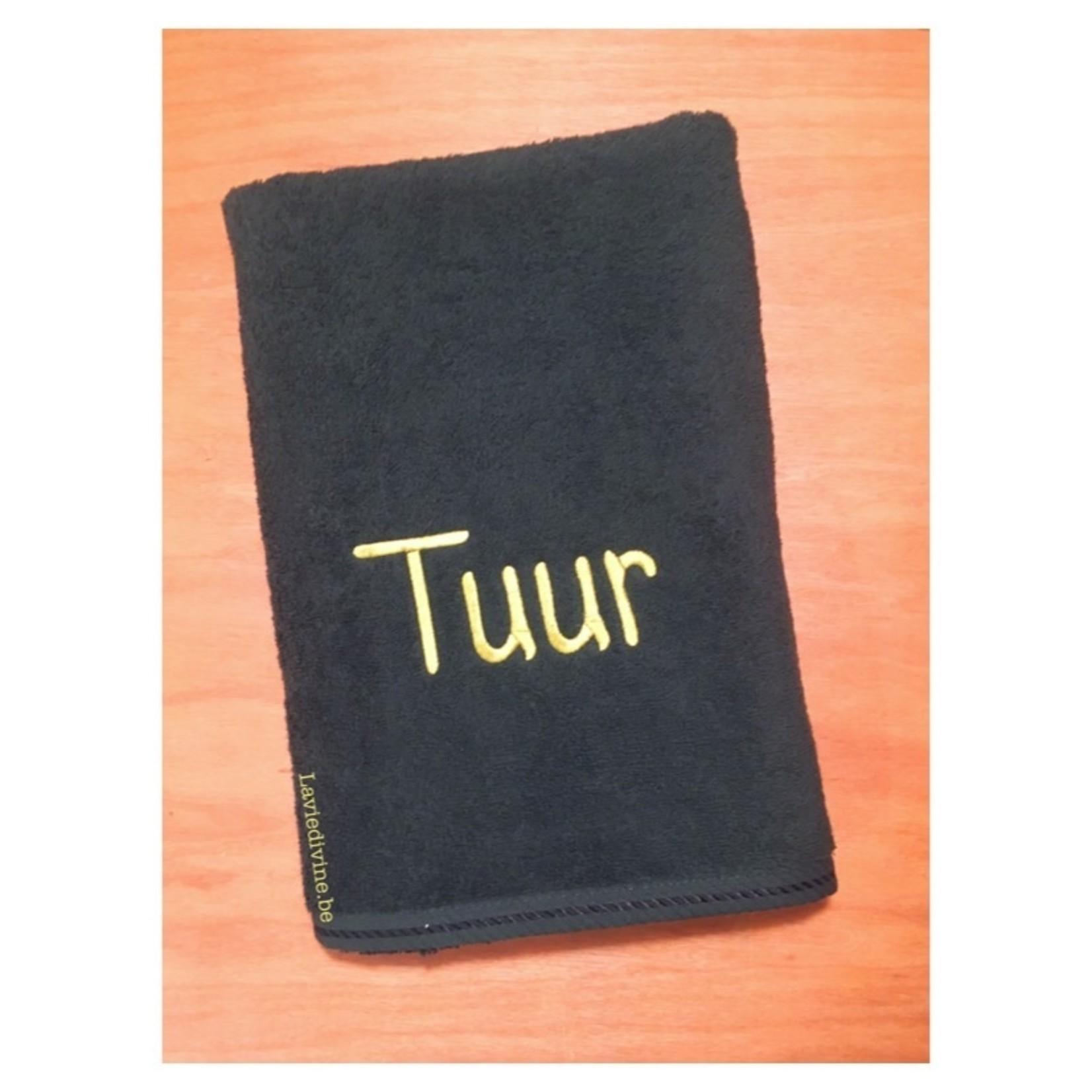 ARTG Handdoek met naam (500g)