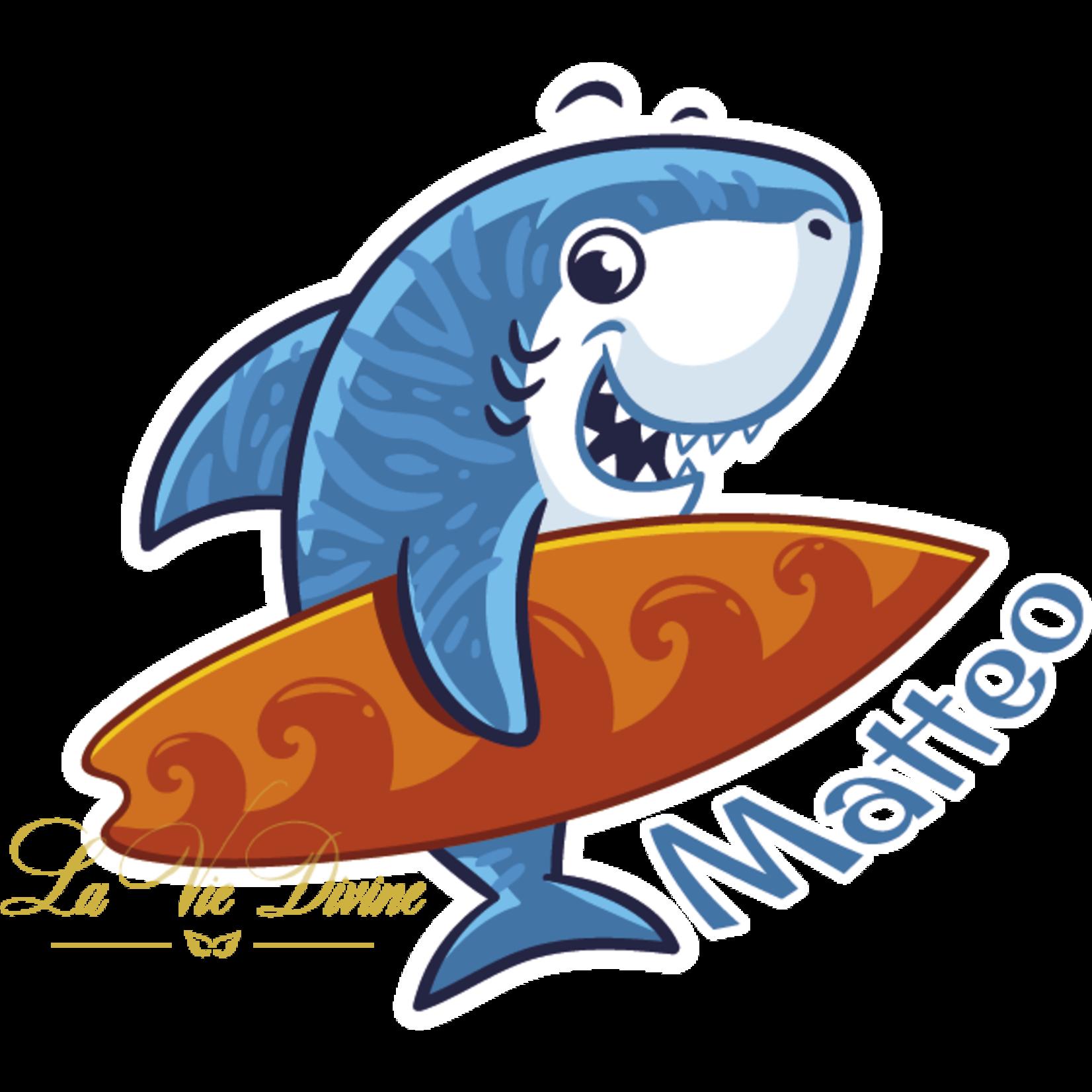 La Vie Divine Muursticker Sharky