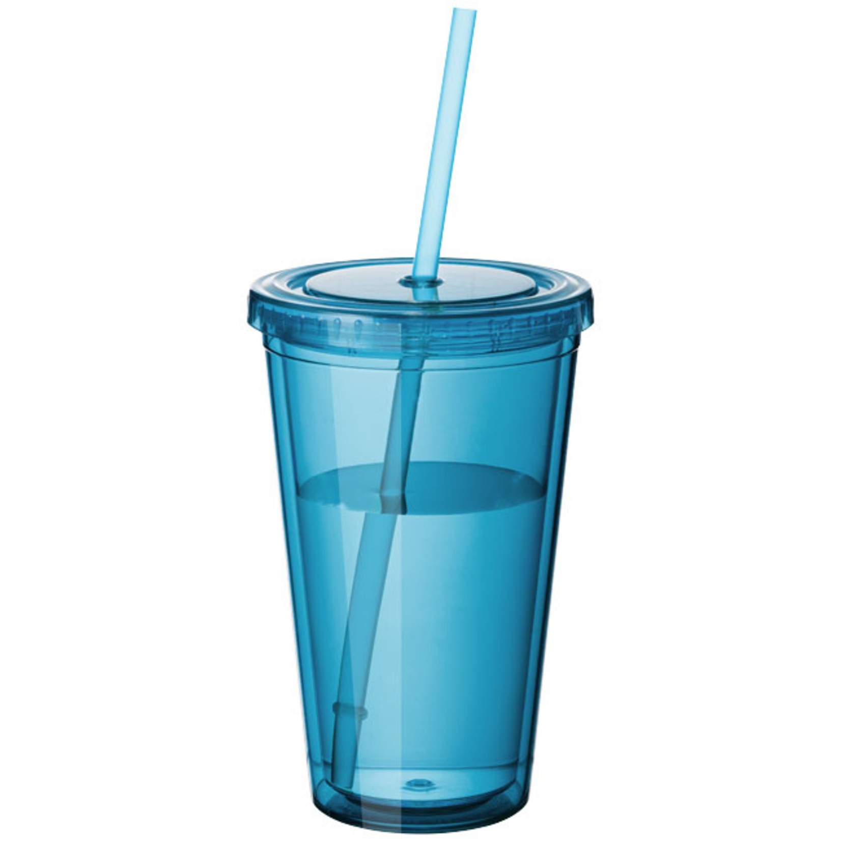 Dubbelwandige drinkbeker met naam