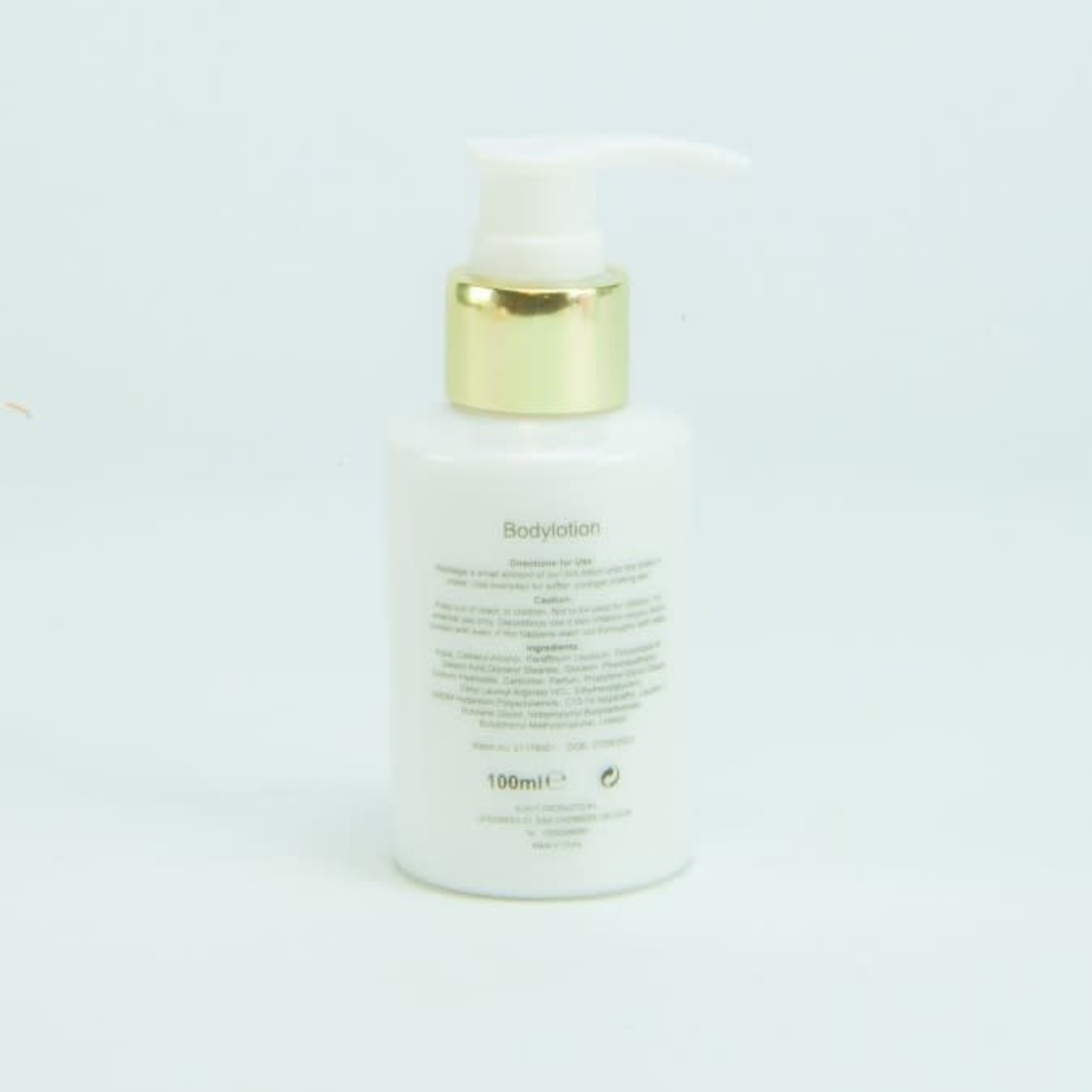 Elaut Body lotion met metallic gouden pompje - 100 ml