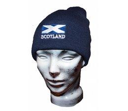 Ski Hat Saltire