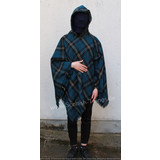 Poncho Ramsay blue aincent