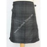Premium Kilt grey Highlander