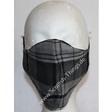 Behelfsmaske -grey Highlander
