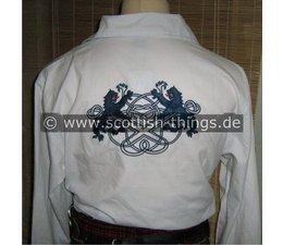 Ghillie Shirt - Stickerei