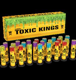 Lesli Vuurwerk Toxic Kings