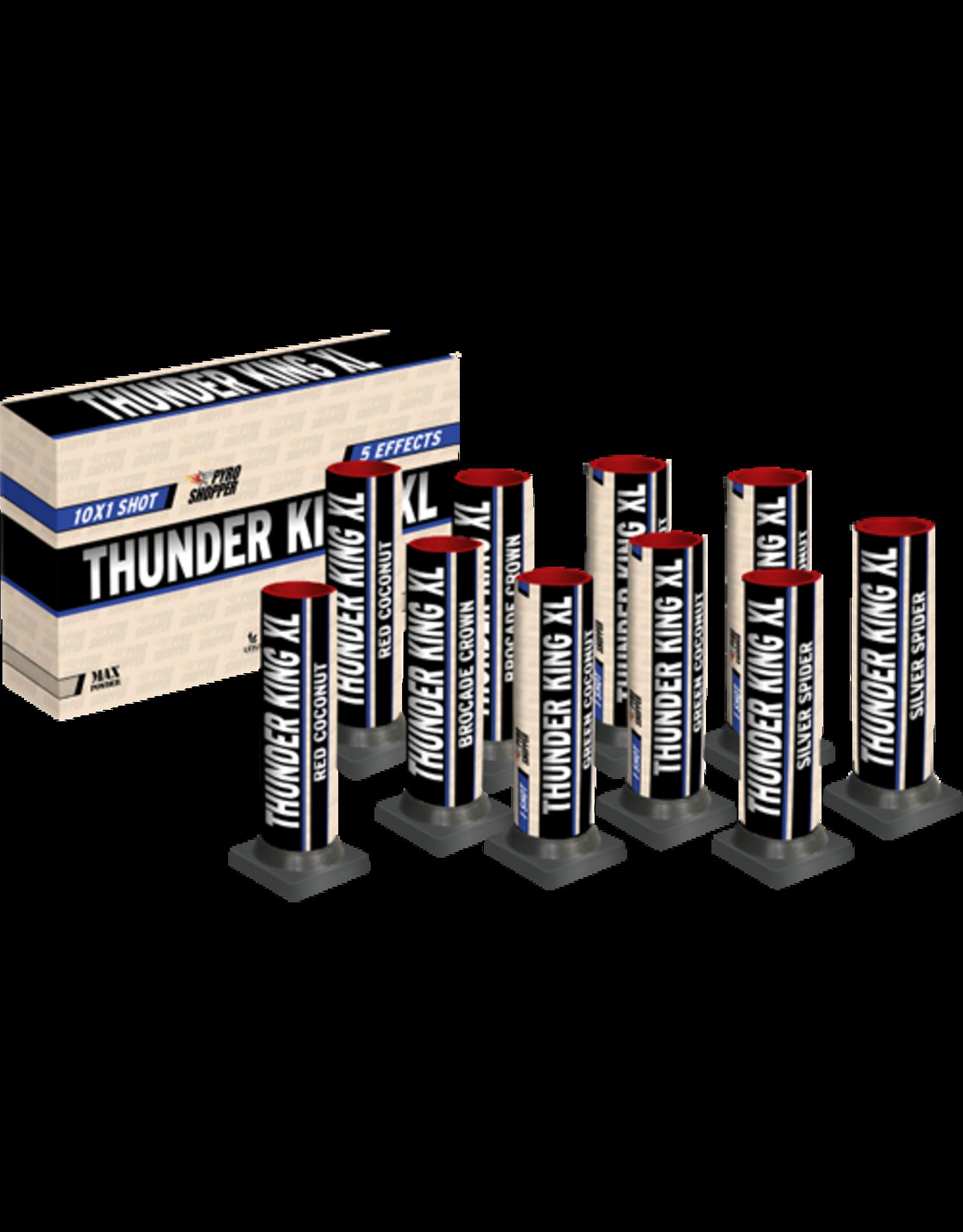 Lesli Vuurwerk Thunderking XL
