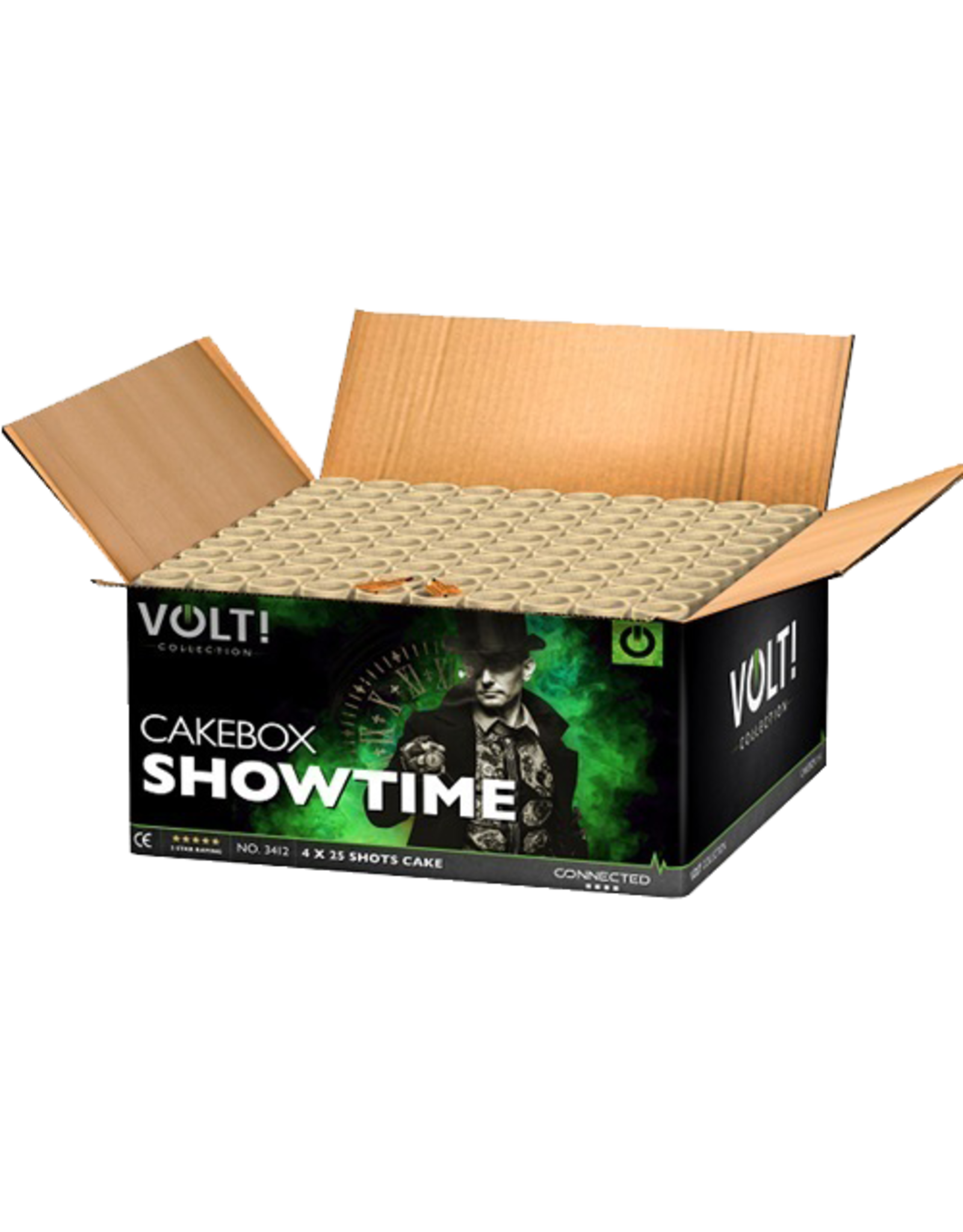 Volt! Showtime 100 shots