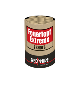 Red Wire Feuertopf Extreme