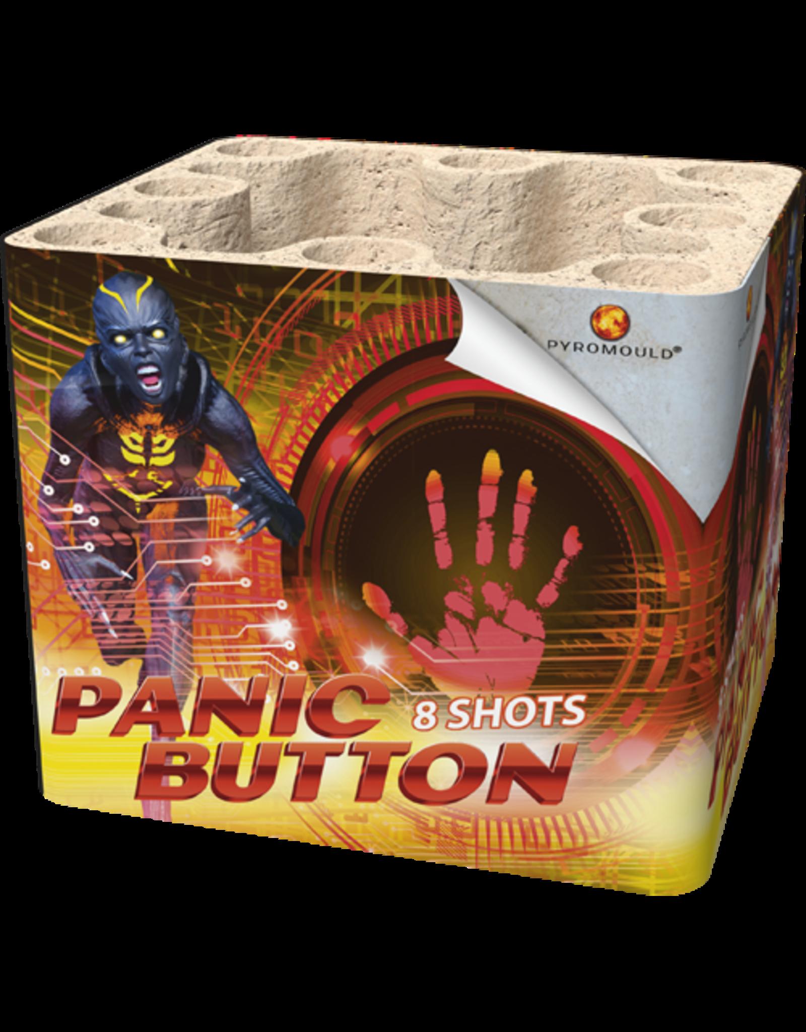 Lesli Vuurwerk Panic Button 8 shots