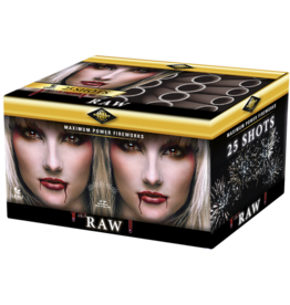 Lesli Vuurwerk Raw 25'S