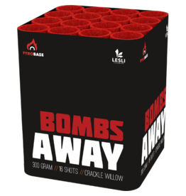 Lesli Vuurwerk Bombs Away